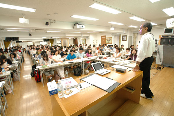 Dr. Banerjea's popular lectures in Tokyo Lecture series 2006.