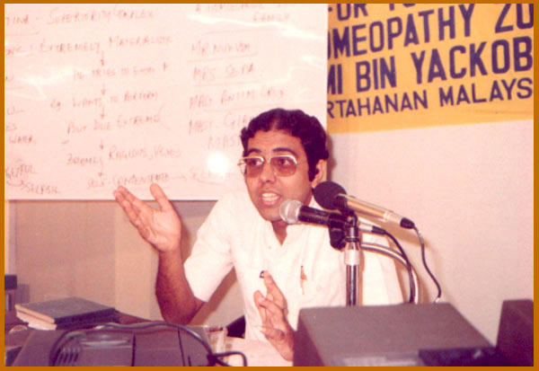 Lecturing in Malaysia