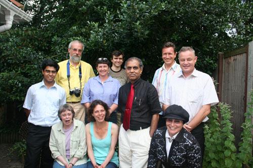 Summer Conference 2008 Participants