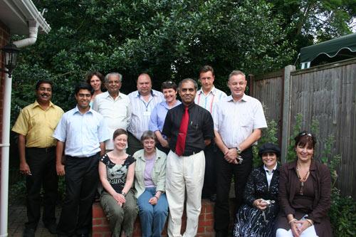 Summer Conference Participants 2008